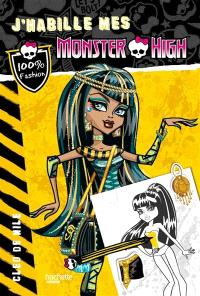 J'habille mes Monster High, Cleo de Nile