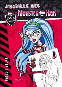 J'habille mes Monster High, Ghoulia Yelps
