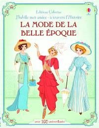 La mode de la Belle Epoque