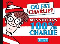 Mes stickers 100 % Charlie