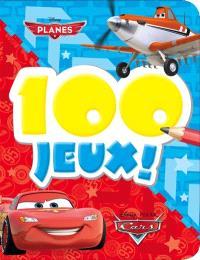 Planes, Cars : 100 jeux