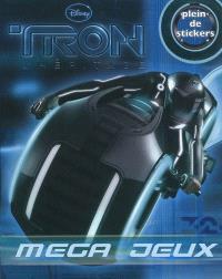 Tron, l'héritage : méga jeux