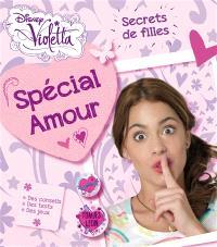 Violetta : secrets de filles, spécial amour