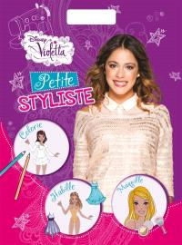 Violetta, petite styliste : colorie, habille, maquille