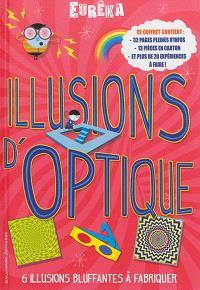 Illusions d'optique : 6 illusions bluffantes à fabriquer
