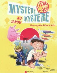 Mystère, mystère au Japon : une enquête d'Alex et Kaki