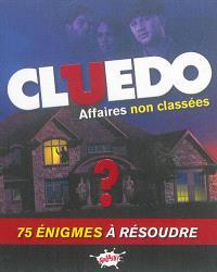Cluedo, Affaires non classées : 75 énigmes à résoudre