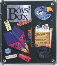 La Boys' box : 100% garçons