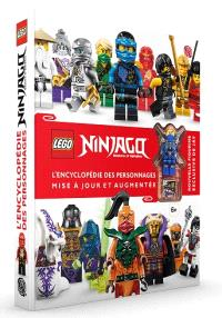 Lego Ninjago, masters of spinjitzu : l'encyclopédie des personnages
