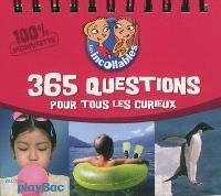 365 questions pour tous les curieux
