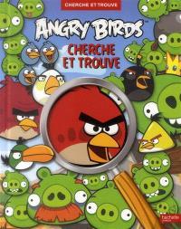 Angry birds : cherche et trouve
