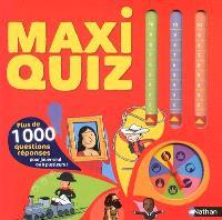 Maxi quiz