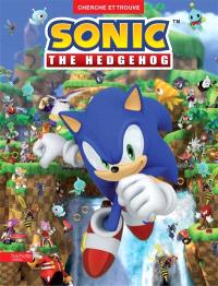 Sonic the hedgehog : cherche et trouve