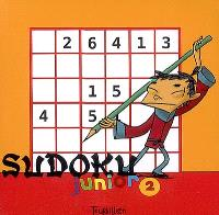 Sudoku junior. Volume 2