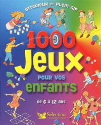 1.000 jeux pour vos enfants