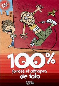 100 % farces et attrapes de Toto