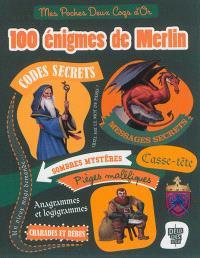 100 énigmes de Merlin