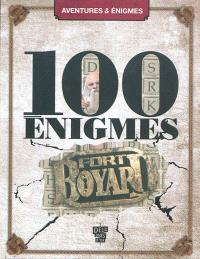 100 énigmes Fort Boyard