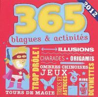 365 blagues & activités 2012