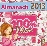 Almanach 2013 : 100% filles