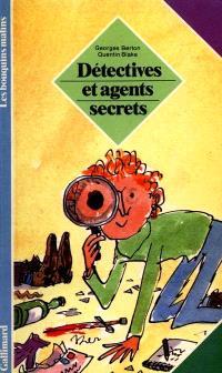 Détectives et agents secrets
