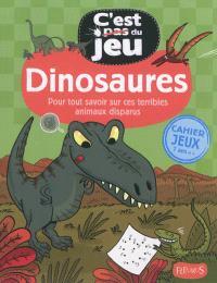 Dinosaures : pour tout savoir sur ces terribles animaux disparus