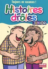 Histoires drôles junior