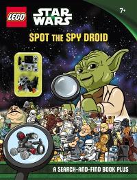 Lego Star Wars : cherche et trouve : spot the spy droid