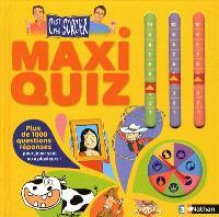 Maxi-quiz C'est pas sorcier