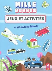 Mille bornes : jeux et activités