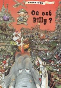 Où est Billy ? : livre-jeu