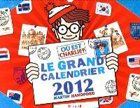 Où est Charlie ? : le grand calendrier 2012