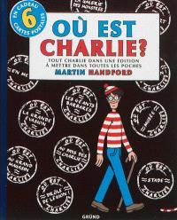 Où est Charlie ? : tout Charlie dans une édition à mettre dans toutes les poches : 2013