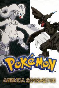 Pokémon : agenda 2012-2013