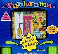 Tablorama : un jeu de débrouille et de farfouille