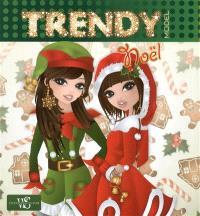 Trendy model : Noël