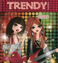 Trendy model : stars