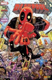 All-New Deadpool. n° 1, Deadpool. Spider-Man, Deadpool