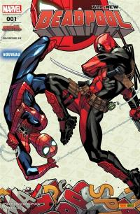 All-New Deadpool. n° 1, Deadpool. Spider-Man, Deadpool