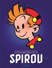 La véritable histoire de Spirou. Volume 2, 1947-1955