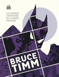 Les grands entretiens de la bande dessinée, Bruce Timm