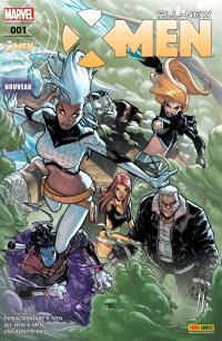 All-New X-Men. n° 1, Extraordinary X-Men. All-New X-Men. Uncanny X-Men