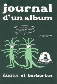 Journal d'un album