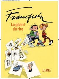 Lire, hors série, Franquin : le géant du rire