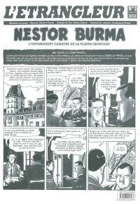 Etrangleur, Nestor Burma (L'). n° 3, L'envahissant cadavre de la plaine Monceau : 3e partie
