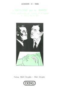 L'Idéologie par la bande : héros politiques de France et d'Egypte au miroir de la BD