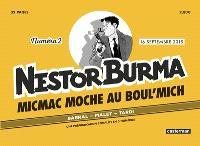 Micmac moche au Boul'Mich, Nestor Burma. n° 2