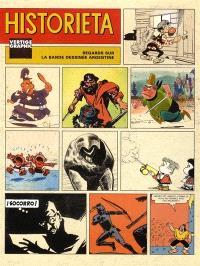 Historieta : regards sur la bande dessinée argentine