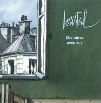 Loustal : Chambres avec vue : catalogue de l'exposition imaginée et réalisée par BD-FIL, Festival de bande dessinée de Lausanne, Suisse, à l'occasion de sa 7e édition, 9-11 septembre 2011