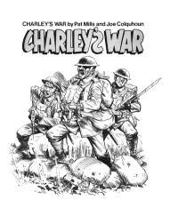 La Grande Guerre de Charlie : portfolio de 10 planches
